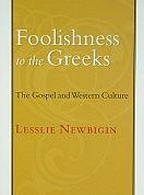 Foolishness to Greeks