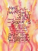 Most Powerful Holy Spirit