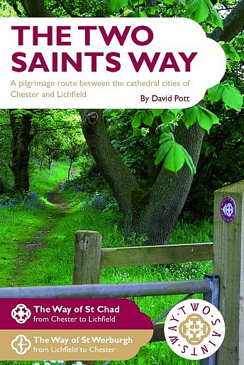 2014022 Two Saints Way Guidebook Cover
