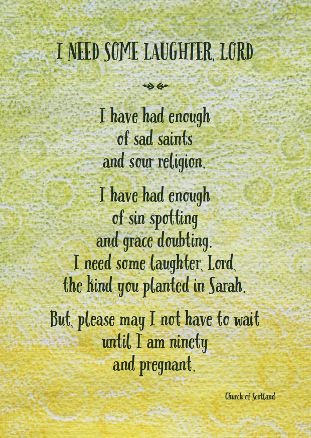 Image result for images - laughter and the saints